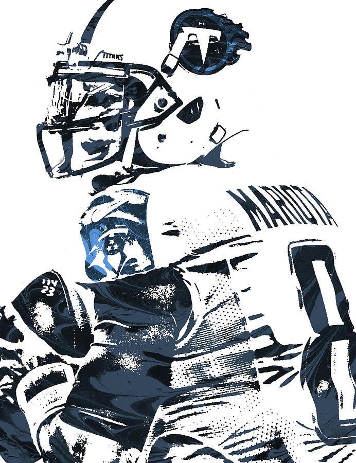 71+ Marcus Mariota Mix Tennessee Titans Clipart.