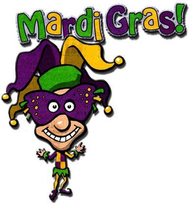 Mardi Gras Festivities In P&L District.