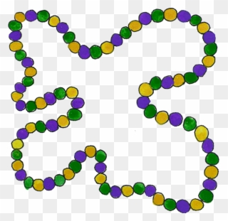 Free PNG Mardi Gras Beads Clipart Clip Art Download.