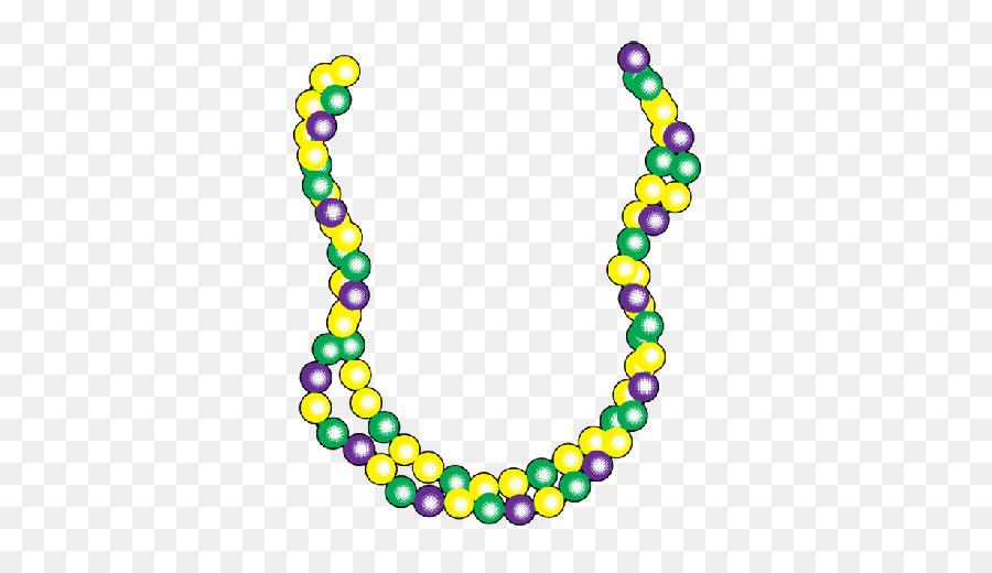 Mardi gras bead clipart 8 » Clipart Station.