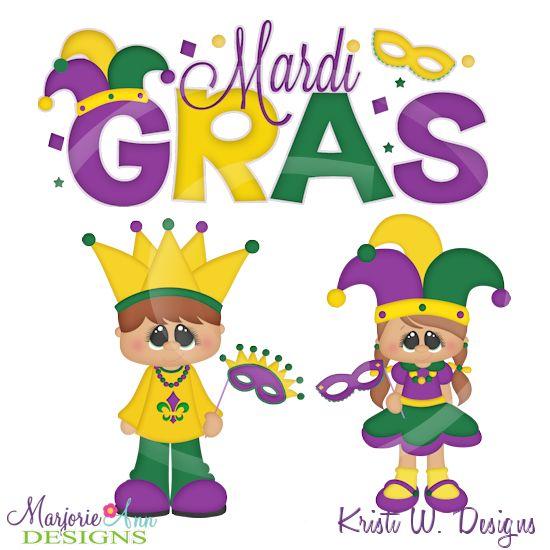 Mardi Gras Clipart Images.