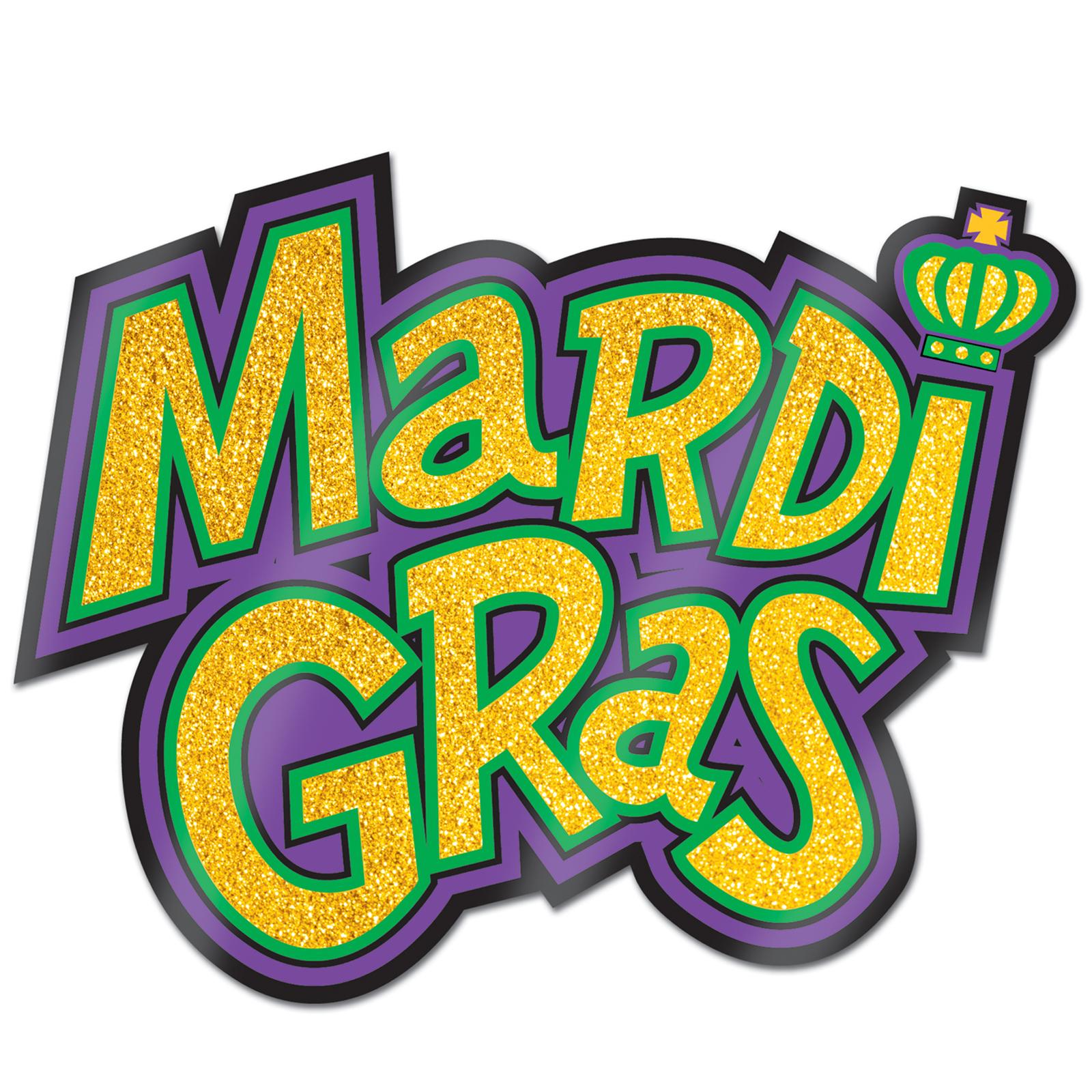 Happy Mardi Gras Clipart.