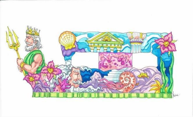 Mardi gras floats clipart 1 » Clipart Station.