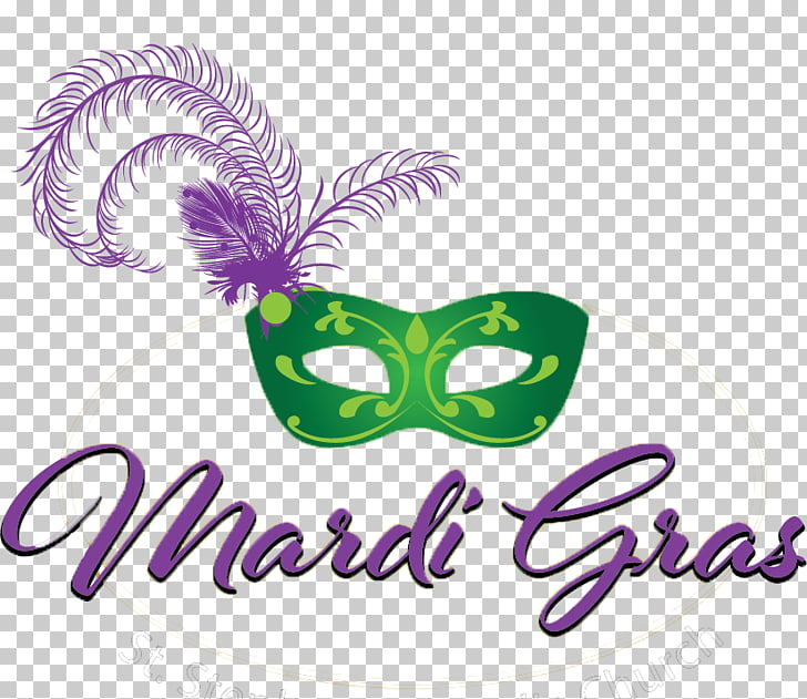 Mardi Gras King cake Frames , fasting PNG clipart.