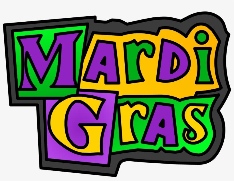 Mardi Gras 2018 Logo.