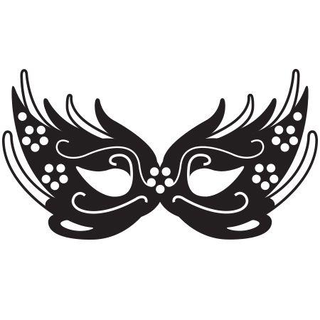 mardi gras mask clip art black and white 10 free Cliparts ...