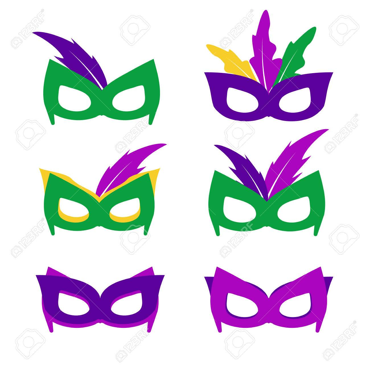Mardi gras mask, vector mardi gras masks vector.