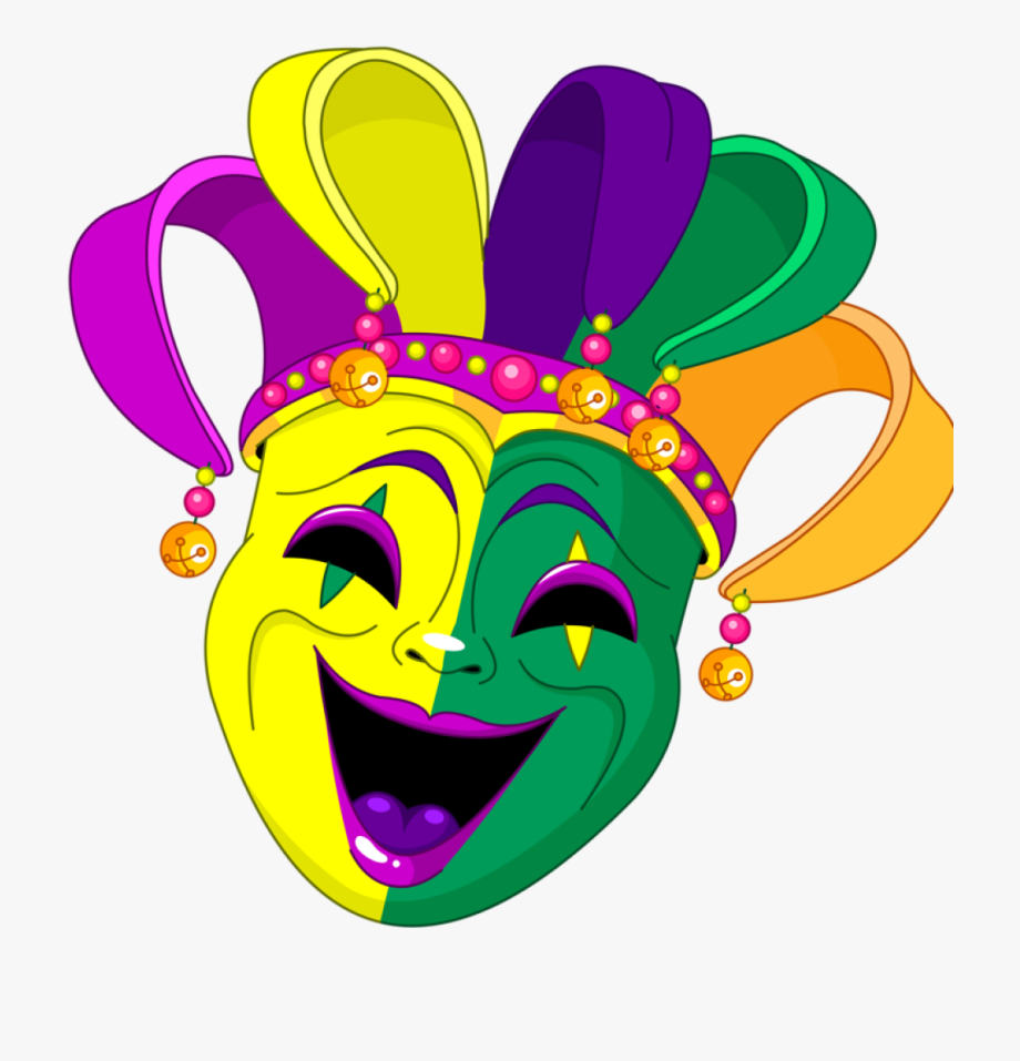 Mardi Gras Mask Vector Graphics Png File Hd.
