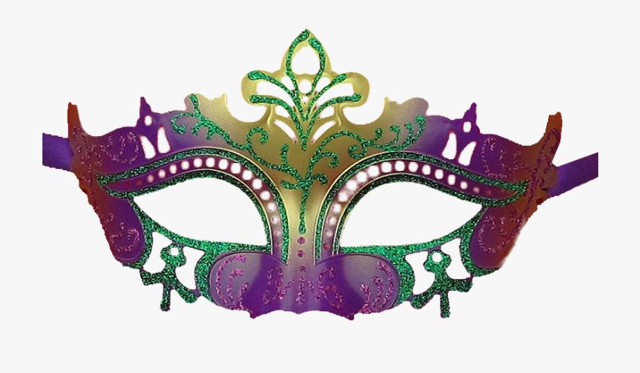 Mardi Gras Mask Png.