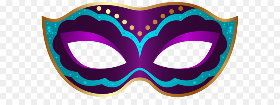 Mask Mardi Gras Carnival Clip Art.