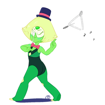 DeviantArt: More Like Peridot Discovers Video Games by SemiJuggalo.