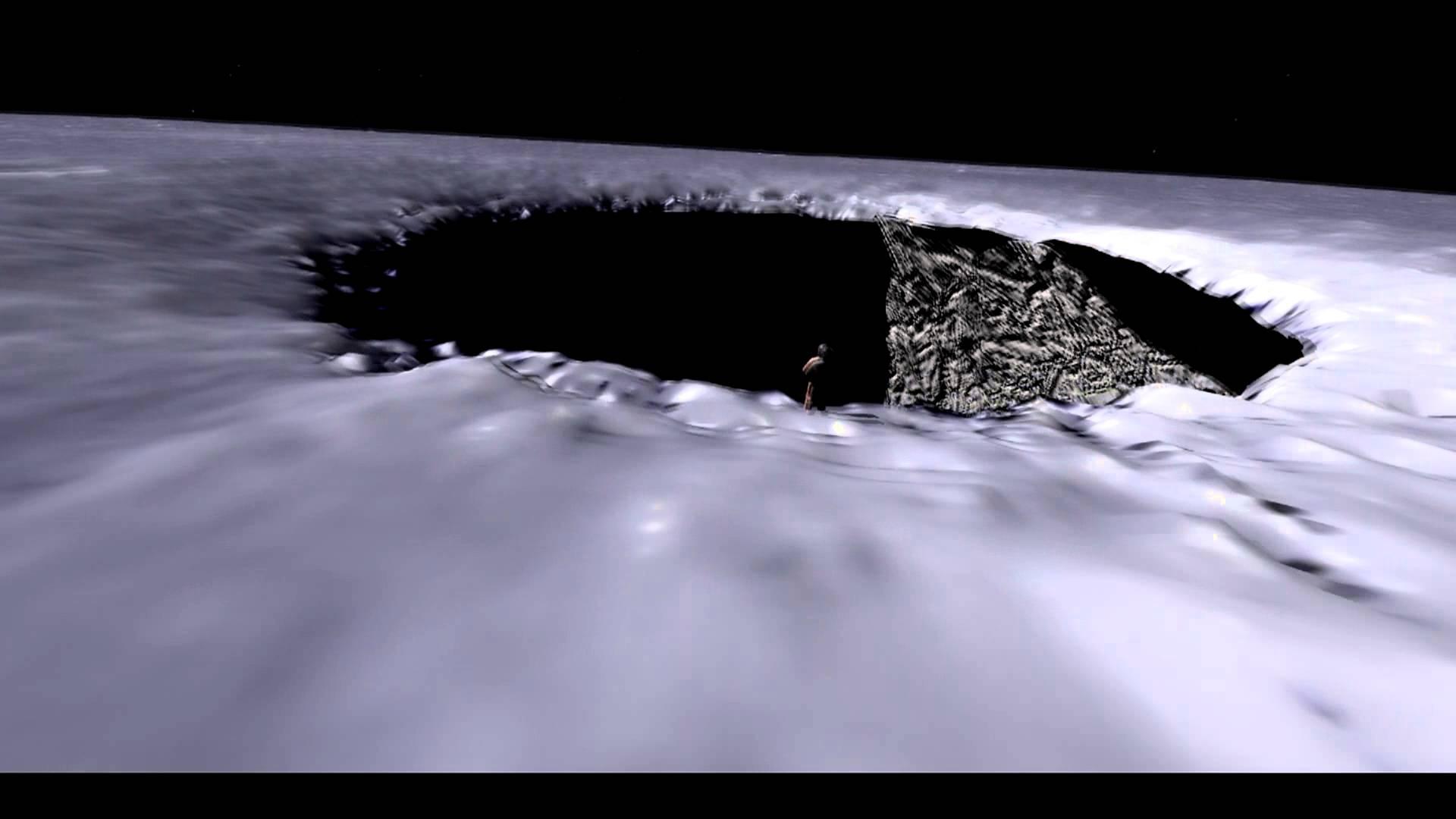Lunar Pit.