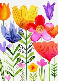 DIY Flower Pack Vol.1.