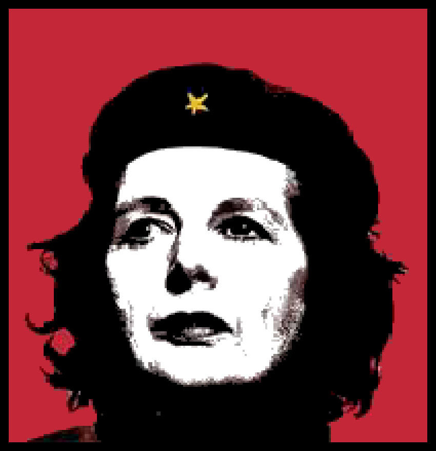 Che Guevara Margaret Thatcher Conservatives Tory by carambaclothes.