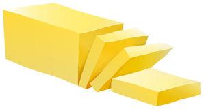 Margarine Stock Illustrations.