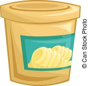Margarine Vector Clipart EPS Images. 164 Margarine clip art vector.
