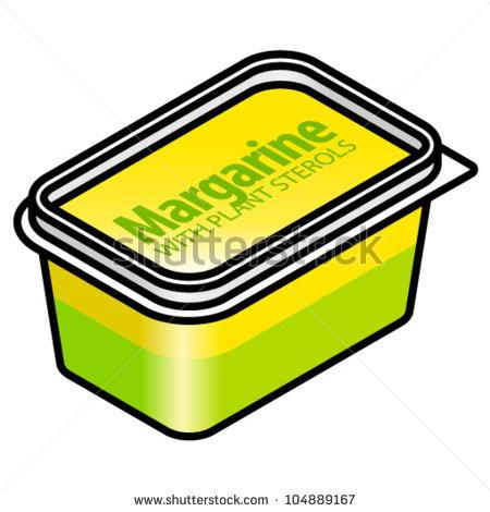 Margarine Clipart Clipground