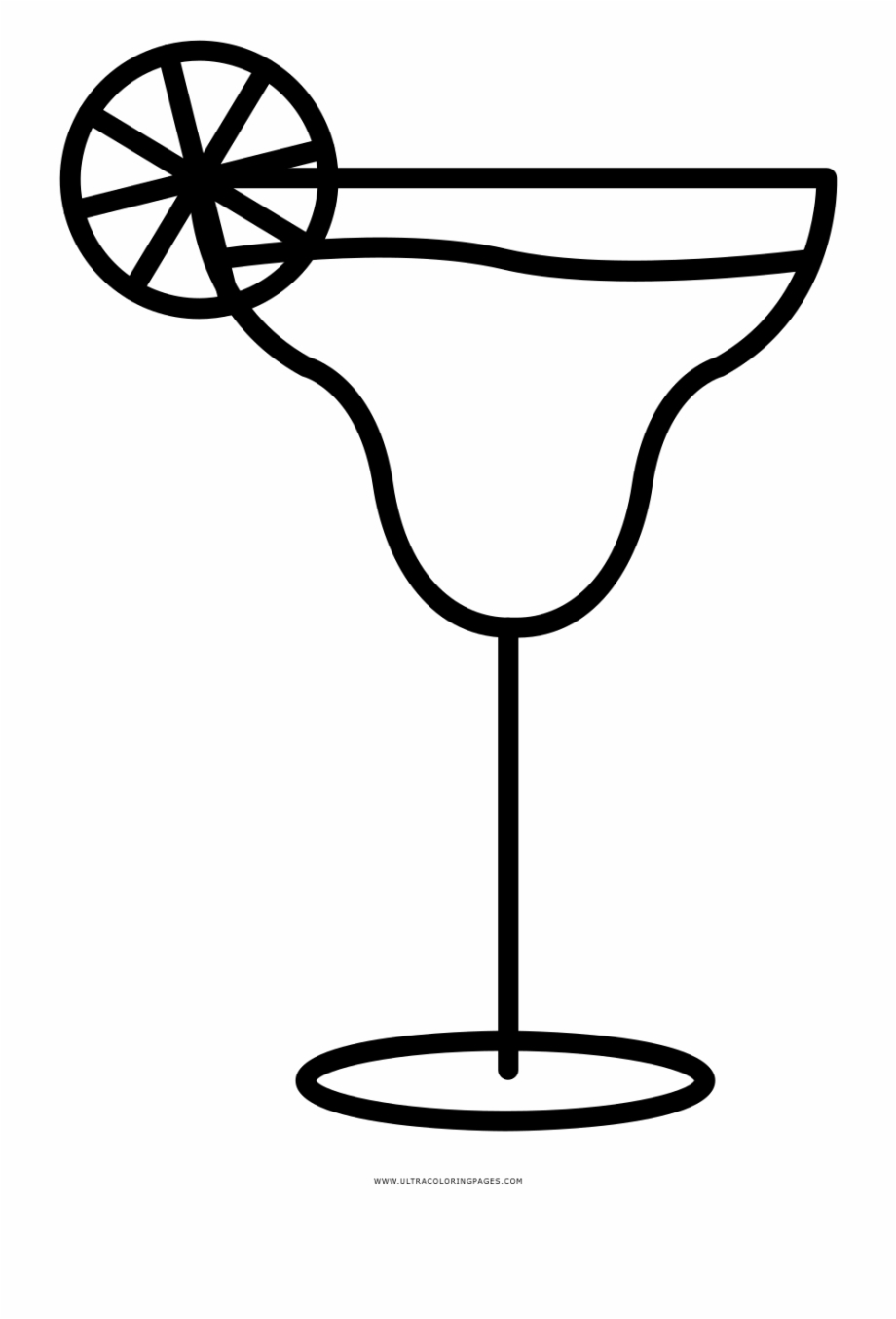 Free Margarita Clipart Black And White, Download Free Clip.