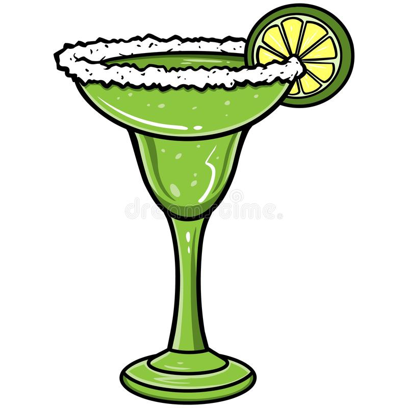 Margarita Stock Illustrations.