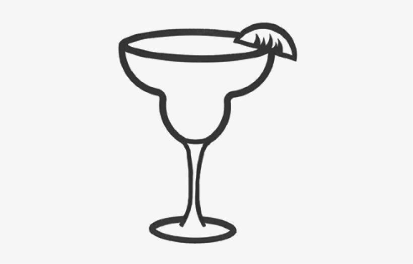 Margarita Glass Png.