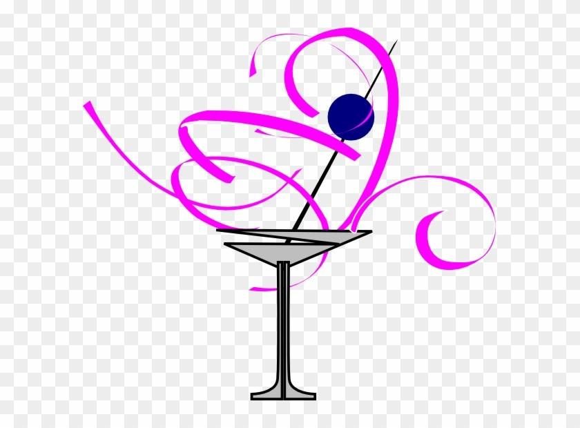 Margarita Glass Clipart.