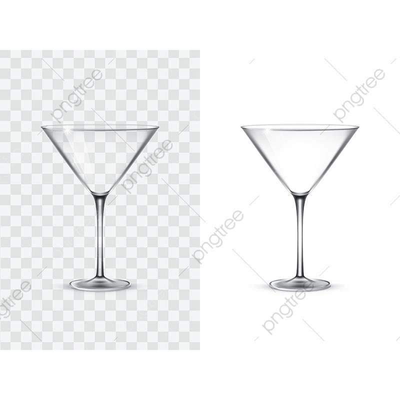Realistic Margarita Glasses, Glass, Margarita, Glassware PNG.