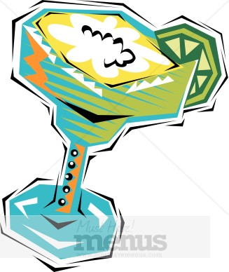 Margarita Lime Clip Art.