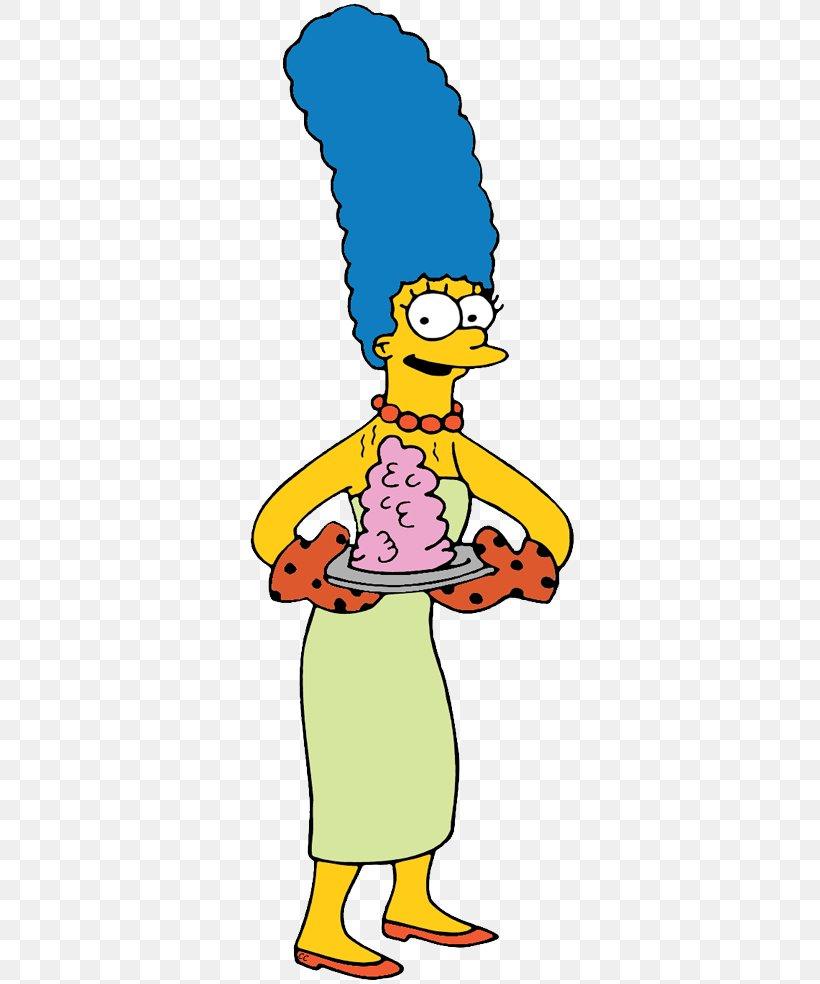 Marge Simpson Homer Simpson Bart Simpson Lisa Simpson Clip.