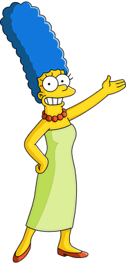 File:Marge Character Set.png #30622.