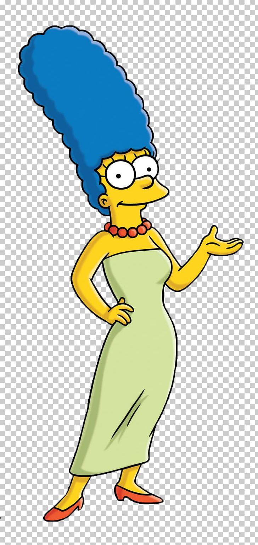 Marge Simpson Homer Simpson Lisa Simpson Maggie Simpson Bart.