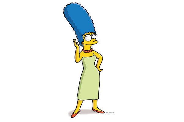 Marge Simpson HD PNG Transparent Marge Simpson HD.PNG Images.