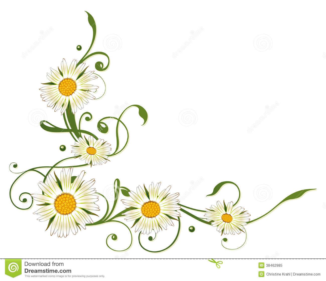 Clipart daisies free.