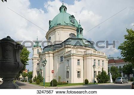 Picture of Margarethen Church, Berndorf, Austria 3247567.