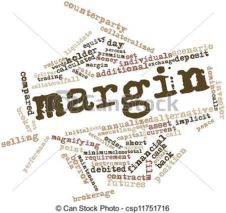 Margin Clipart.