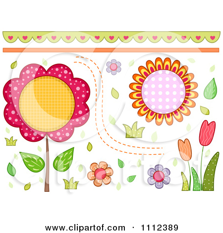 Royalty Free Flower Illustrations by BNP Design Studio Page 4.