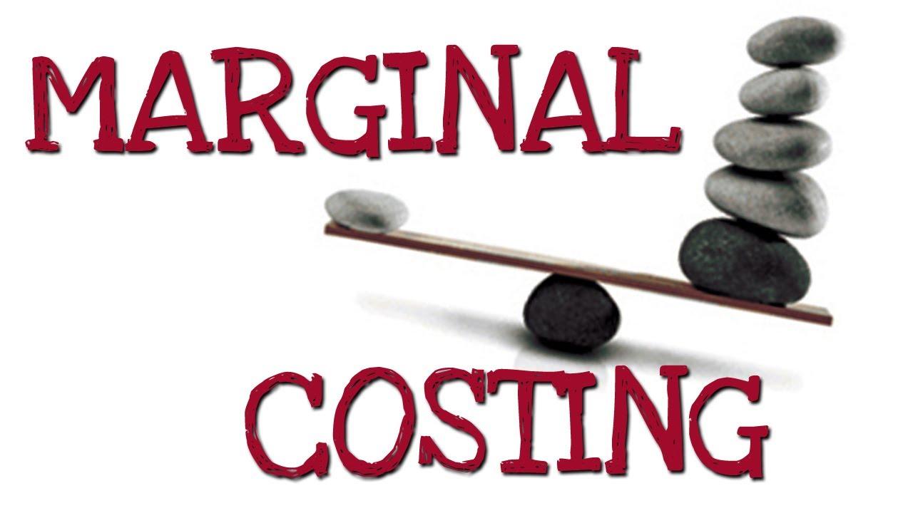 Marginal Costing Techinque.
