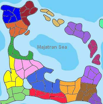 Majatran Sea.