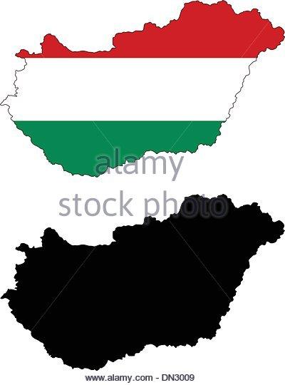 Shape Country Hungary Stock Photos & Shape Country Hungary Stock.