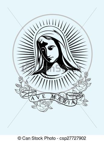Maria Vector Clipart EPS Images. 428 Maria clip art vector.