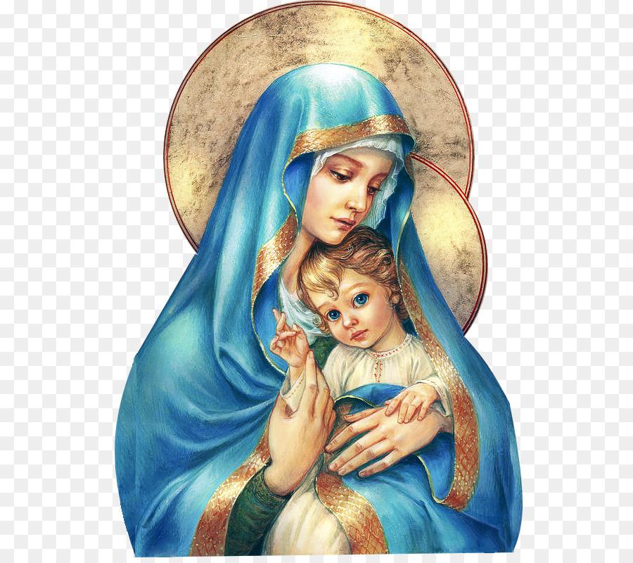 Jesus And Maria Png & Transparent Images #219953.