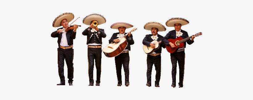 Mariachi Band Png.