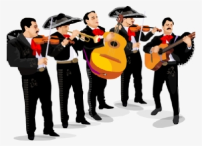 Mariachi PNG Images.