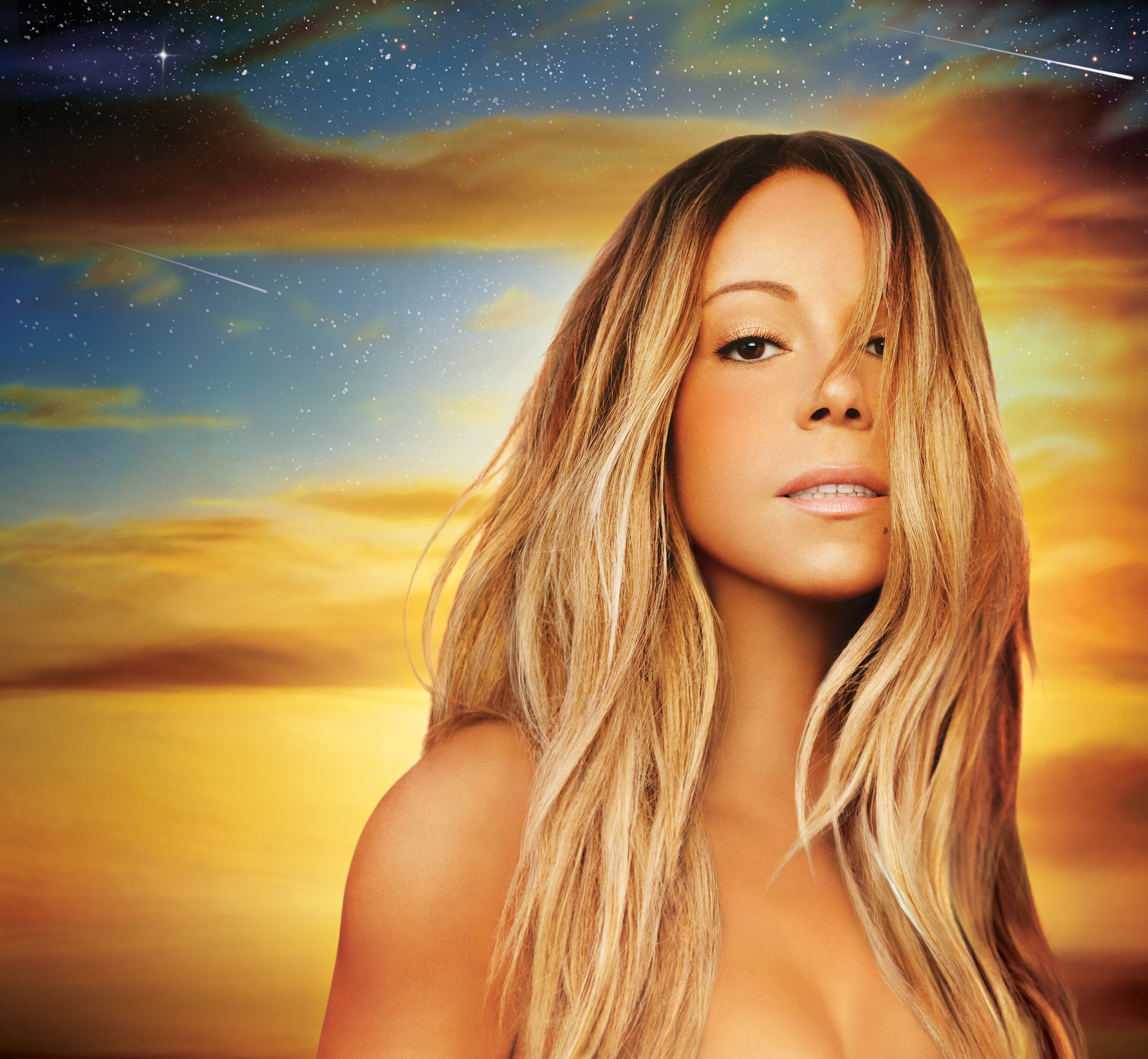 Design Artwork for Mariah Carey.