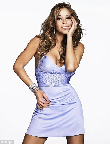 Mariah Carey Y Clipart.