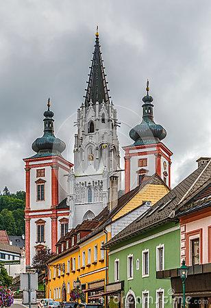 Mariazell Basilica.