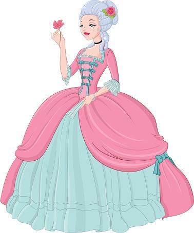 Marie Antoinette Clip Art, Vector Images & Illustrations.