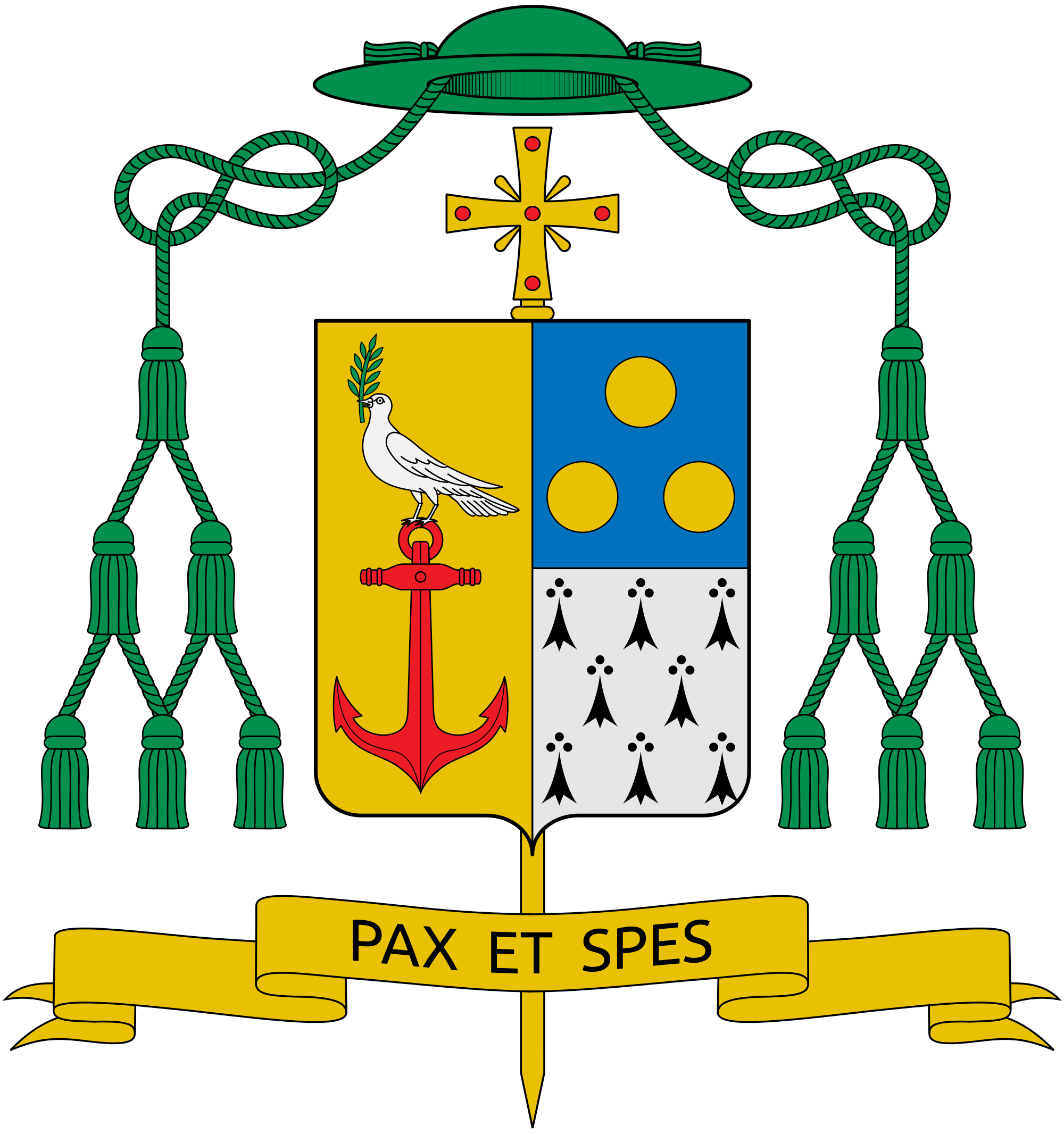 File:Coat of arms of Nicolas Jean.