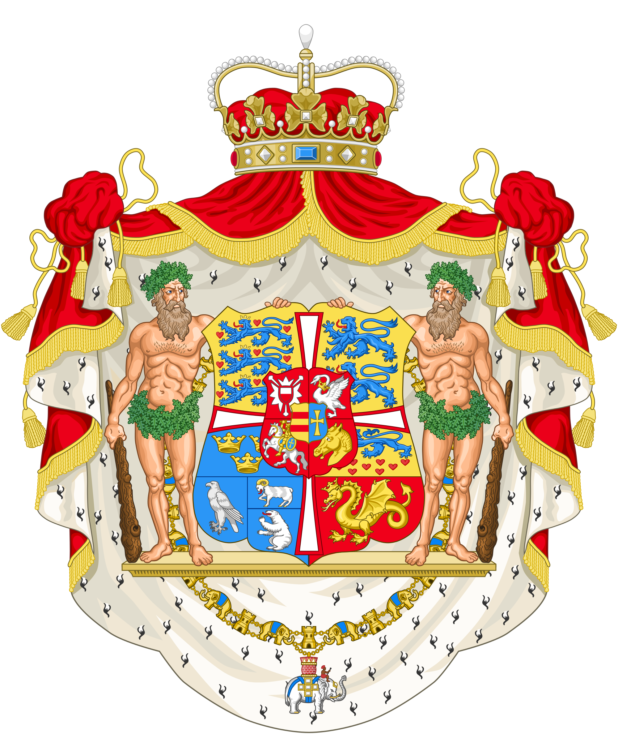 File:Coat of Arms of Anne.
