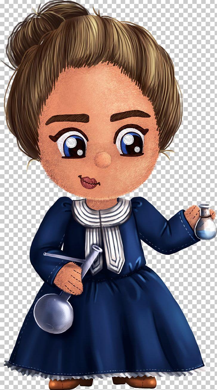Marie Curie Cartoon Physicist Chemist PNG, Clipart, Boy.
