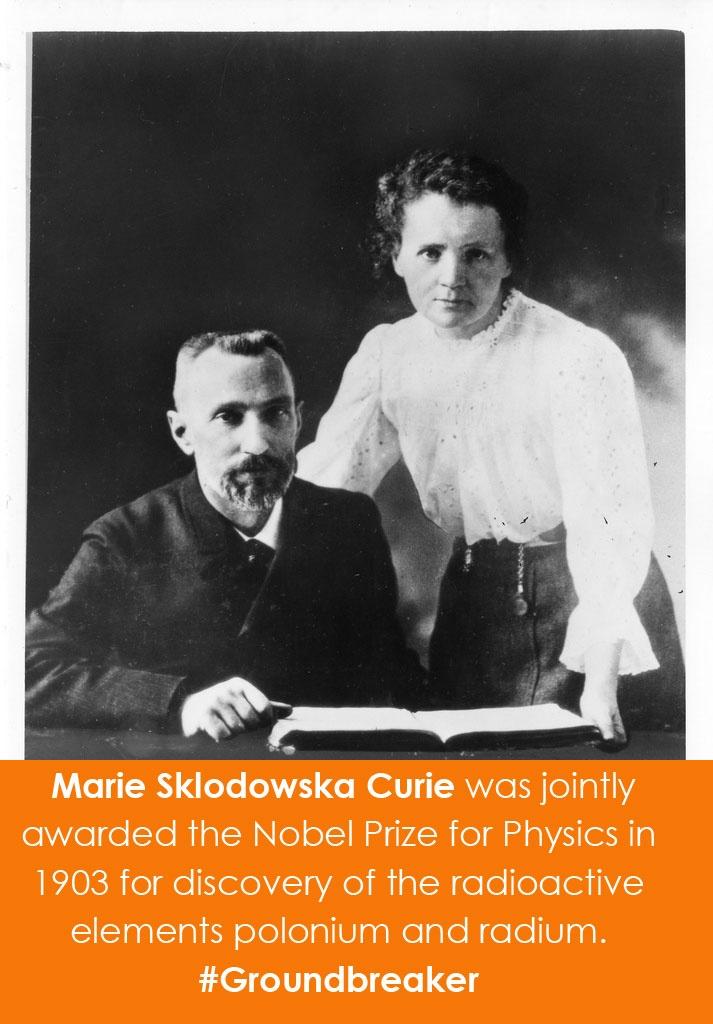 Marie sk?odowska curie clipart #19